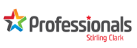 Logo - Professionals Stirling Clark